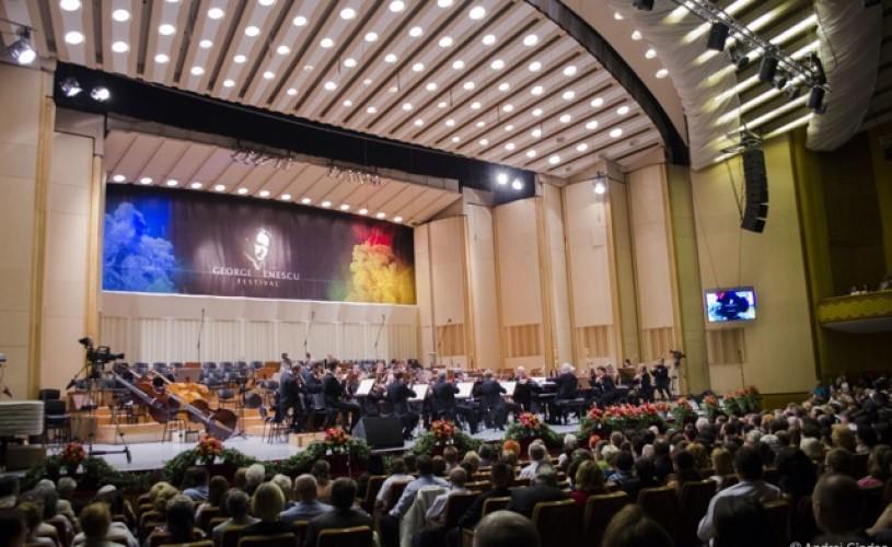 """Festivalul """"Enescu"""", prima săptămână de bucurie"""