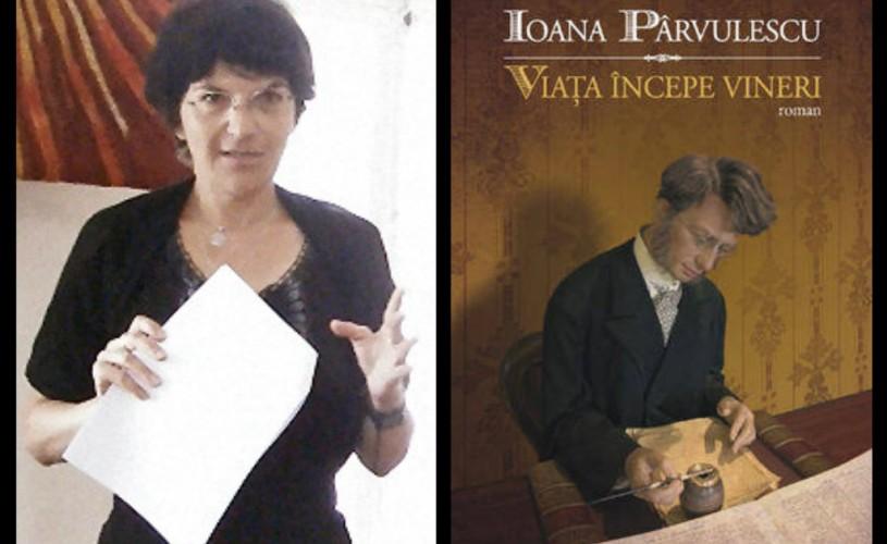 Ioana Parvulescu a primit Premiul European pentru Literatură