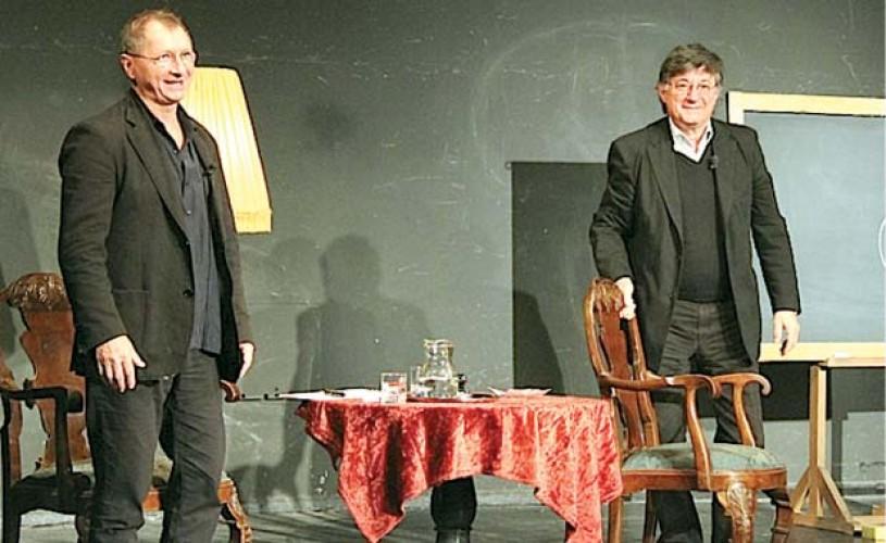 Ion Caramitru şi Horaţiu Mălăele, în turneu naţional