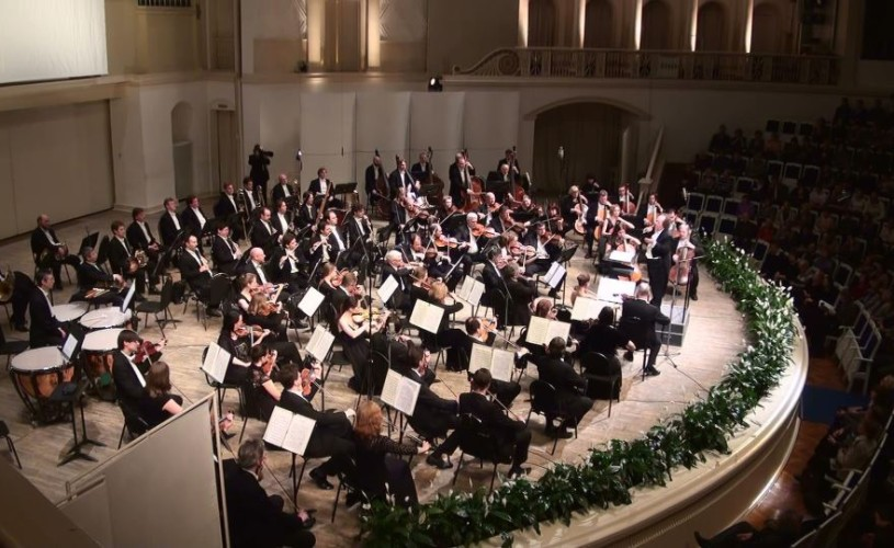 Orchestra Naţională Rusă în direct la TVR HD şi online