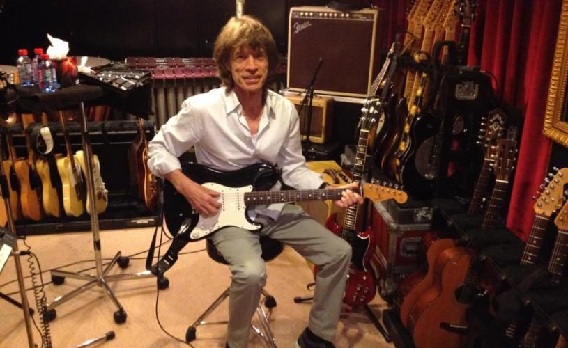Serial de Martin Scorsese despre Mick Jagger şi David Bowie