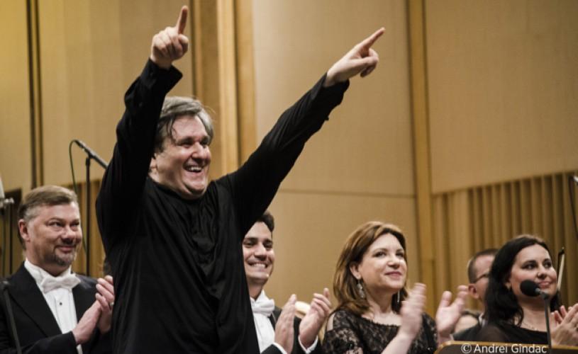 """Antonio Pappano, dirijor: """"Enescu e ca vinul roșu"""""""