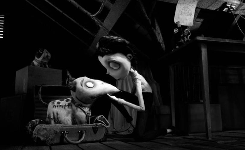 Anim'est prezintă cel mai recent film al lui Tim Burton