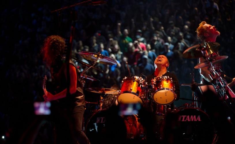 Metallica: Through the Never. Baroc cine-muzical