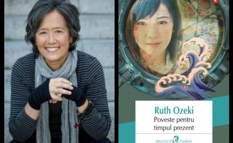 Ruth Ozeki, pe lista scurtă a Man Booker Prize 2013