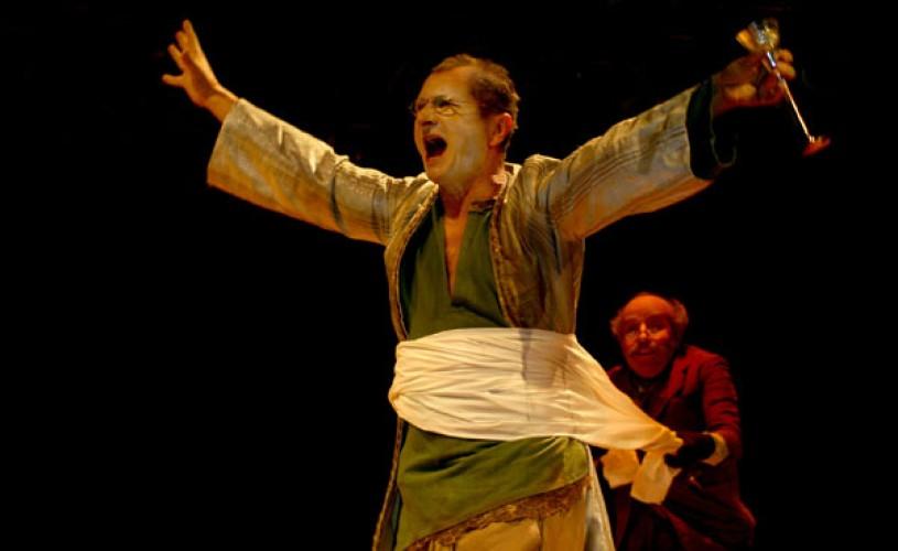 Teatru pe Drumul Sarii, un festival încheiat de Horaţiu Mălăele