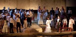 Carmen – spectacol aniversar la Opera Naţională Bucureşti