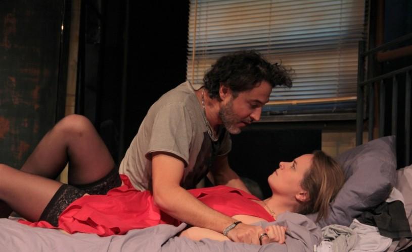 Nebun din dragoste – un spectacol cu Diana Cavallioti şi Mihai Călin