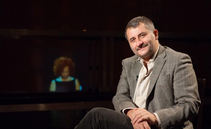 """Cristi Puiu: """"Mi se pare o prostie ce se petrece în teatrul românesc"""""""