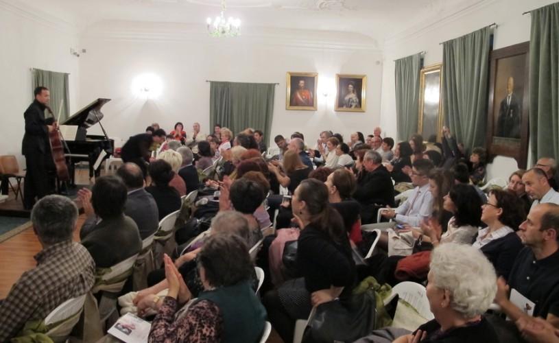 Va place Brahms, concert cu Răzvan Suma, în Bucureşti