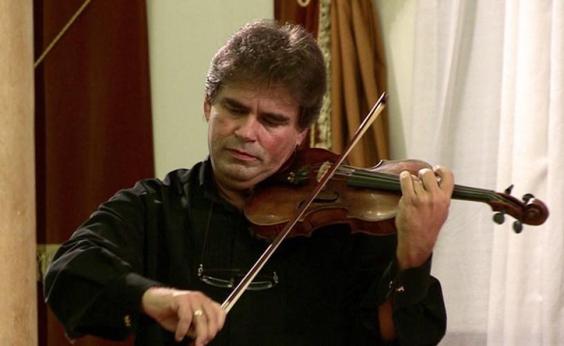 Vioara lui Enescu face un tur de forţă prin România