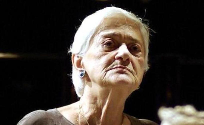 Olga Tudorache împlineşte 84 de ani! La mulţi ani!