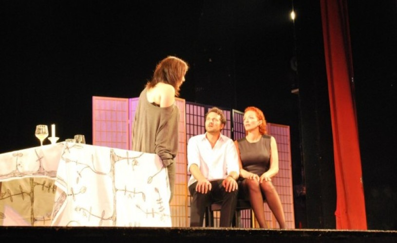 Masculin Feminin: câştigă o invitaţie la spectacolul cu Marius Manole!