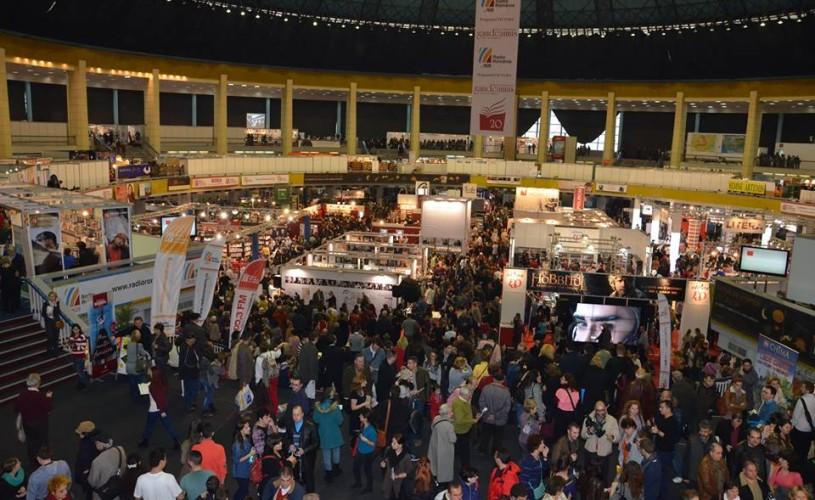 Gaudeamus 2013 – 115.000 de vizitatori în cinci zile