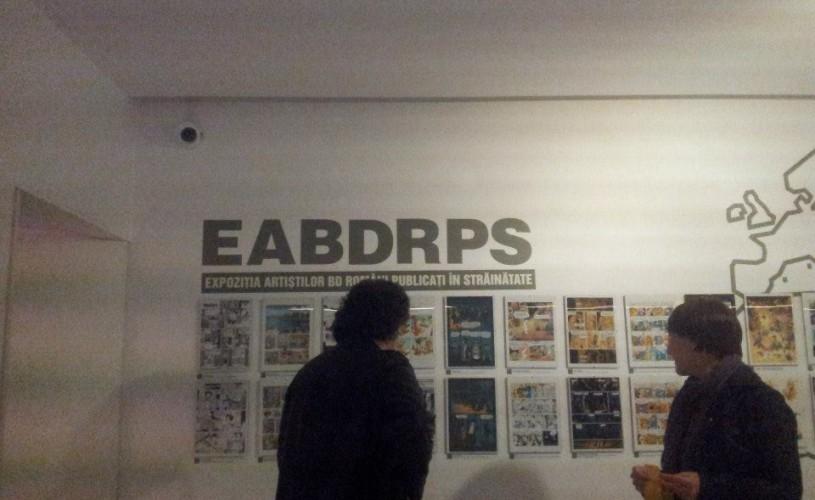 Salonul European de Banda Desenată, de astăzi, în Bucureşti