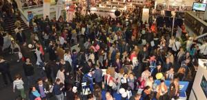 Gaudeamus 2013 - Peste 40.000 de vizitatori în primele trei zile