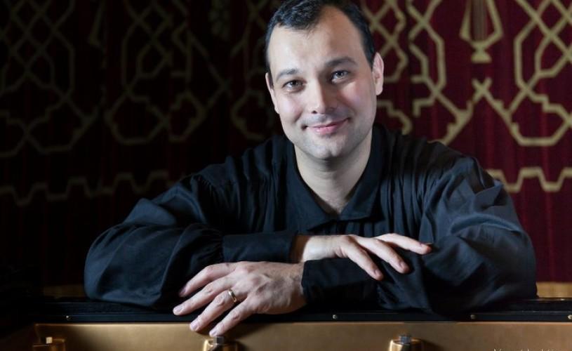 Nicolae Dumitru – recital-pledoarie dedicat lui Bach, la Teatrul Act