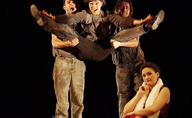 Compania Passe – Partout – spectacol reverie: Fantasmagoria