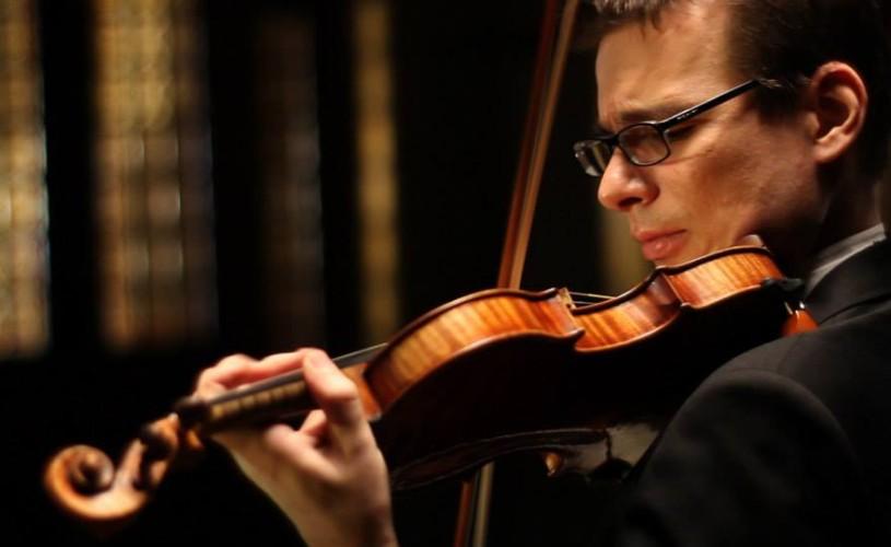 Alexandru Tomescu va cânta în următorii cinci ani pe vioara Stradivarius Elder-Voicu