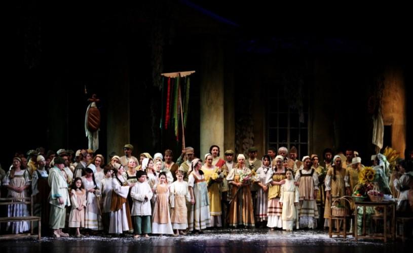 Evgheni Oneghin revine la Opera Naţională Bucureşti