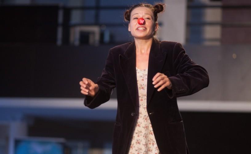 Alexandru Nagy prezintă primul eveniment dedicat teatrului absurd