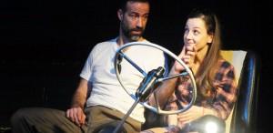 Serban Pavlu, într-o premieră a Teatrului de Comedie