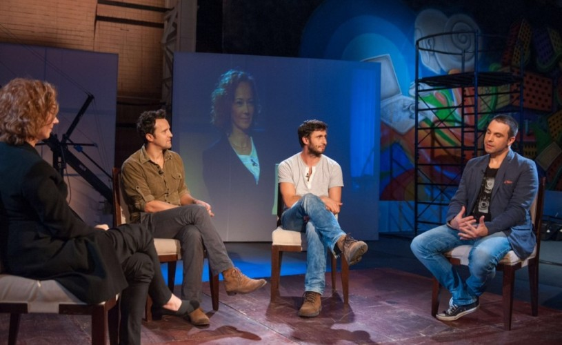 Dragos Bucur, Dorian Boguţă şi Alexandru Papadopol vin la Nocturne