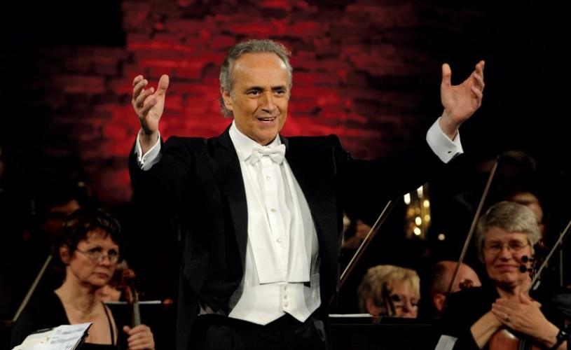 Jose Carreras va cânta la Bucureşti sub bagheta propriului nepot