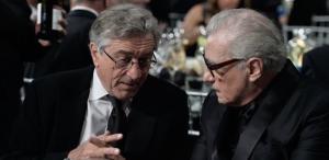 Robert De Niro şi Martin Scorsese fac un nou film cu gangsteri