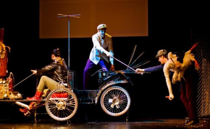 ArCuB – un noiembrie plin cu spectacole de teatru şi muzică
