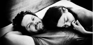 """Maria Obretin şi Florin Piersic Jr., în eseul fotografic """"Pelicula"""""""