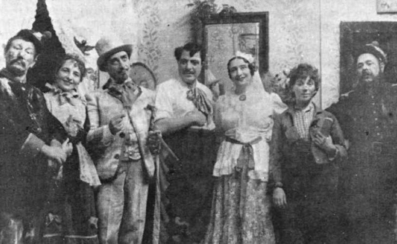 Maria Filotti şi învăţăturile primite de la maestrul Nottara