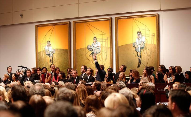 Francis Bacon – lucrare vândută cu 142 milioane de dolari