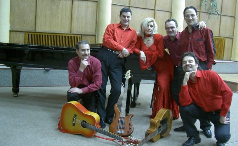 Nataly Group, la o seară rusească, În Pod la Historia