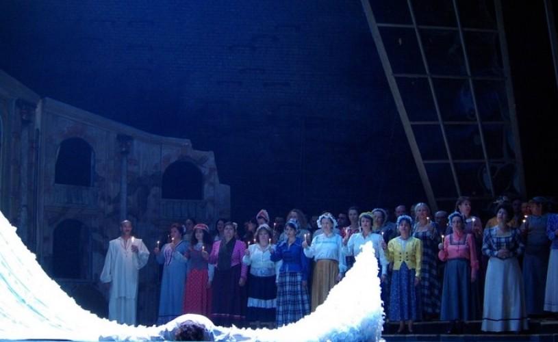 Alexandru Tocilescu – Faust revine, in memoriam, pe scena de la ONB