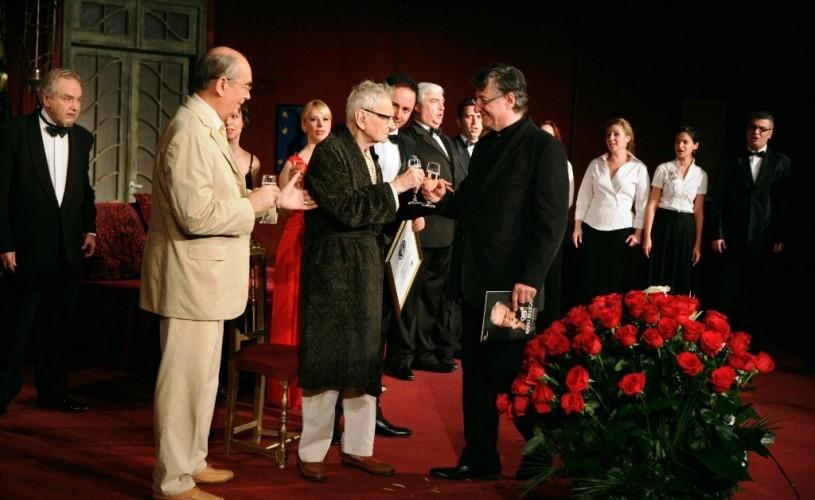 Radu Beligan, 97… La mulţi ani!