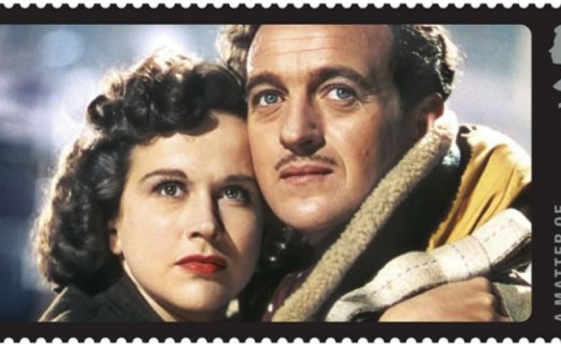 Personalitati ale filmului, pe timbrele britanice
