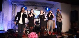 Jazzappella, concert de Ziua Îndrăgostiților