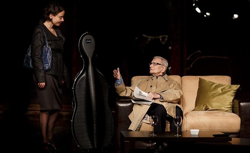 Radu Beligan, în Cartea Recordurilor – cel mai longeviv actor pe scena unui teatru