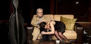Radu Beligan, pe 7 aprilie, la Teatrul Metropolis