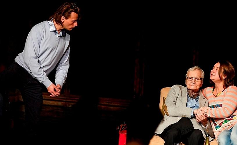 """Scrisori de la spectatori: """"Radu Beligan şi Marius Manole nu dezamăgesc niciodată"""""""