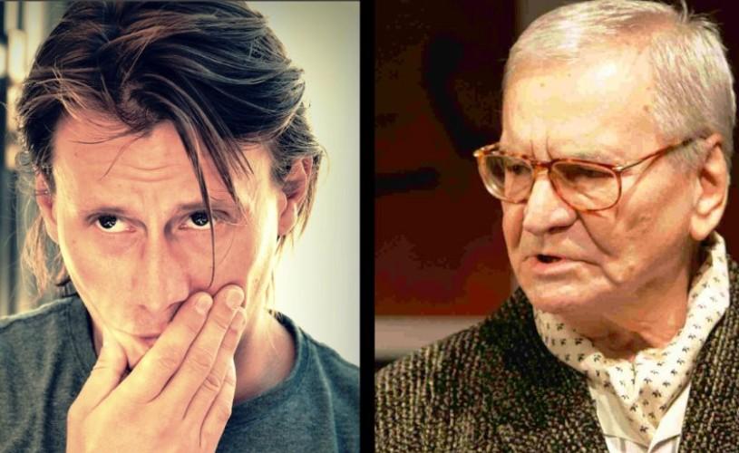 """Cum a jucat Marius Manole, accidental, în """"Egoistul"""", alături de Radu Beligan"""