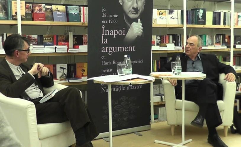 Inapoi la Argument, la Radio România Cultural