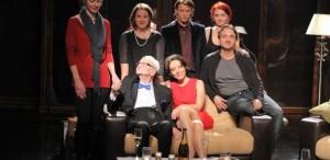 Radu Beligan le face un mare cadou spectatorilor, la Teatrul Metropolis