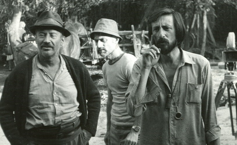 """Stere Gulea, la """"Duminica filmului românesc"""""""