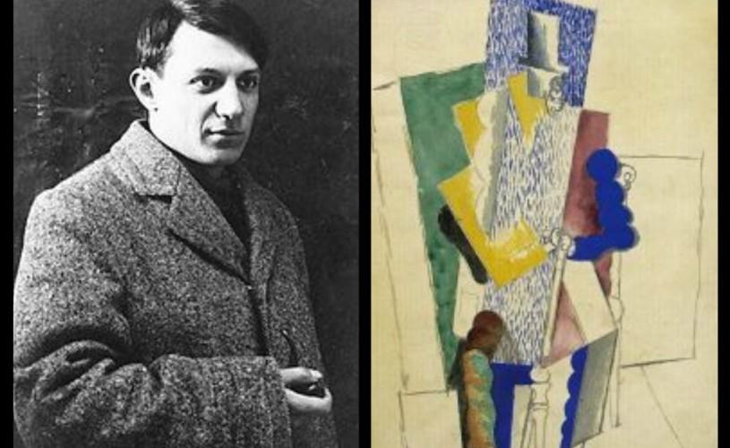 Picasso – tablou propus la o tombolă online