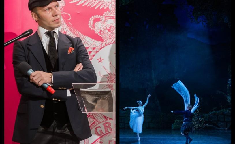 La Sylphide, în coregrafia lui Johan Kobborg, a reprezentat un nou început