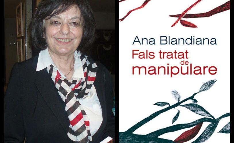 Ana Blandiana – lansare de carte şi sesiune de autografe