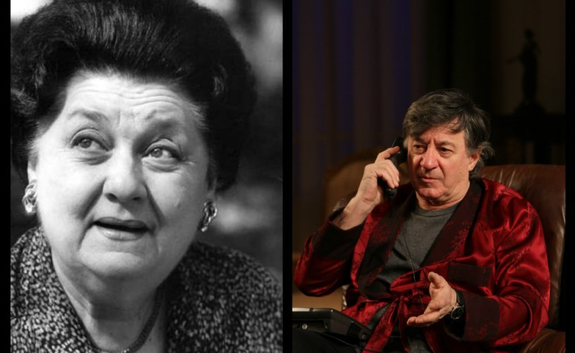 Ion Caramitru şi Tamara Buciuceanu-Botez – premiaţi de către Academia Română