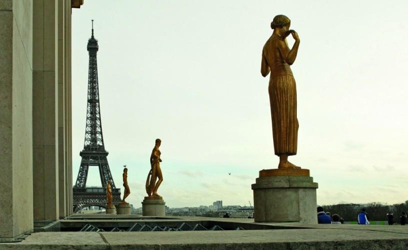 Parisul personal al lui George Banu, lansat la Paris